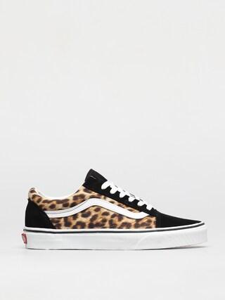 Boty Vans Old Skool Wmn (leopard/black/true white)