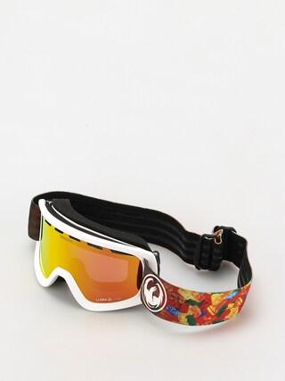 Bru00fdle na snowboard Dragon Lil D (gummy bears/ll red ion)