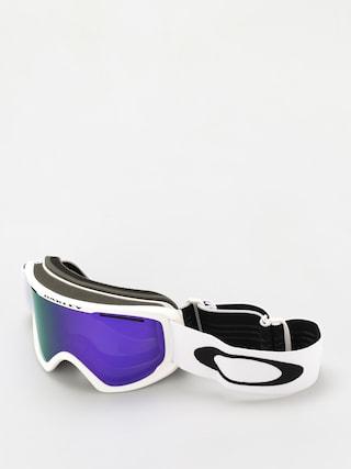 Bru00fdle na snowboard Oakley O Frame 2 0 Pro XL (matte white/violet iridium & persimmon)