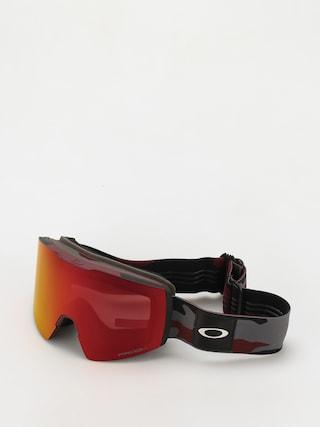 Bru00fdle na snowboard Oakley Fall Line XL (dark grey grenache camo/prizm snow torch)