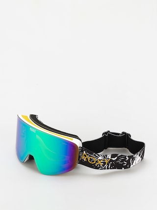 Bru00fdle na snowboard Roxy Feelin Wmn (true black tiger camo)