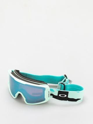Bru00fdle na snowboard Oakley Line Miner XM (jasmine celeste camo/prizm snow sapphire)