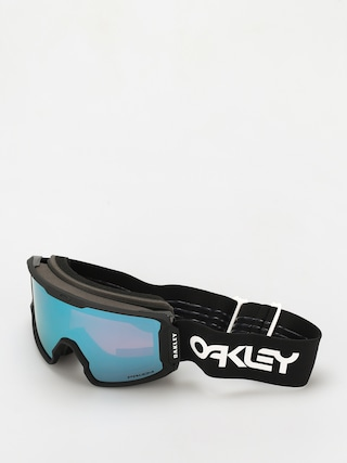 Bru00fdle na snowboard Oakley Line Miner XL (factory pilot black/prizm snow sapphire)