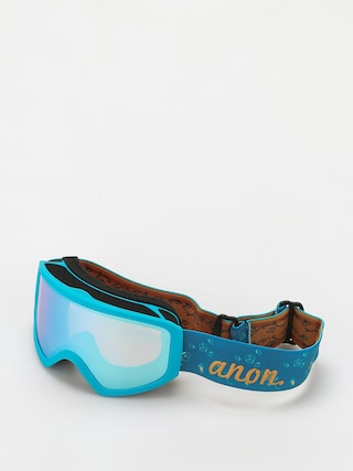 Bru00fdle na snowboard Anon Insight Perceive Wmn (floral/perceive variable blue)
