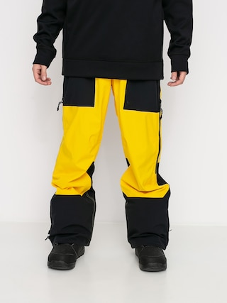 Snowboardovu00e9 kalhoty  DC Squadron (lemon chrome)