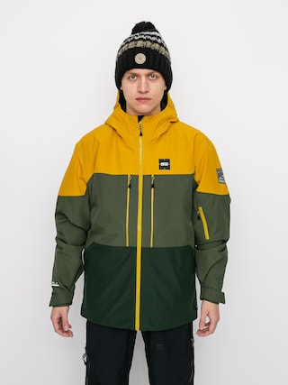 Snowboardová bunda Picture Object (lychen forest green)