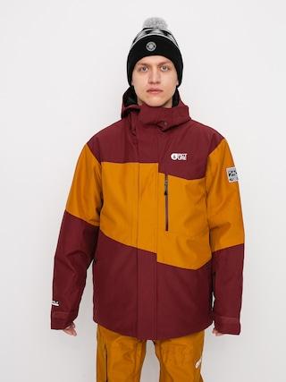 Snowboardovu00e1 bunda Picture Styler (camel ketchup)