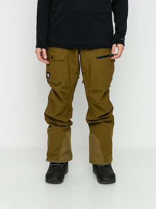 Snowboardovu00e9 kalhoty  Quiksilver Utility (military olive)
