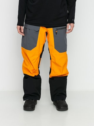 Snowboardovu00e9 kalhoty  Quiksilver Tr Stretch (flame orange)