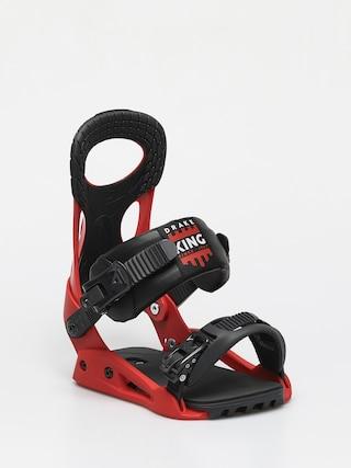 Snowboardovu00e1 vu00e1zu00e1nu00ed Drake King Smu (red/black)