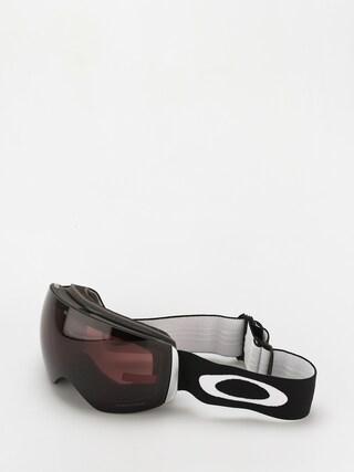 Bru00fdle na snowboard Oakley Flight Deck XL (matte black/prizm snow dark grey)