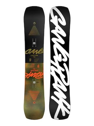 Snowboard Rome Gang Plank (black/white)