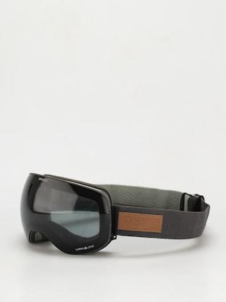 Brýle na snowboard Dragon X2 (pumice/ll dark smoke/ll light rose)