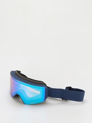 Bru00fdle na snowboard Dragon Rvx Otg (navy/ll flash blue/ll dark smoke)