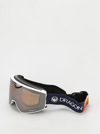 Bru00fdle na snowboard Dragon PXV2 (camper/ll silver ion/ll yellow)