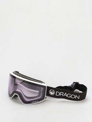 Bru00fdle na snowboard Dragon PXV2 (pearl/ll violet/ll dark smoke)