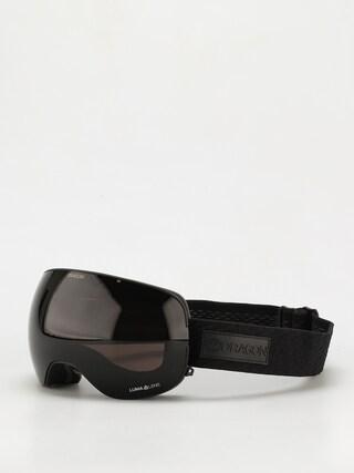Brýle na snowboard Dragon X2 (midnight/ll midnight/ll violet)