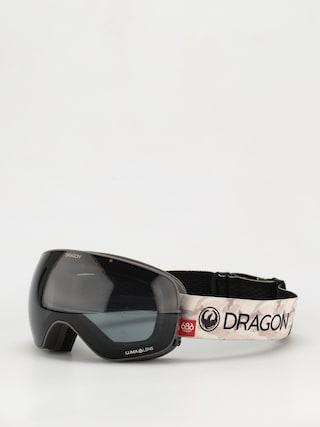 Bru00fdle na snowboard Dragon X2s (686 camo/ll dark smoke/ll rose)