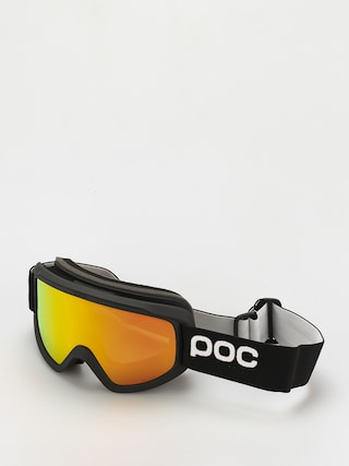 Bru00fdle na snowboard POC Opsin Clarity (uranium black/spektris orange)