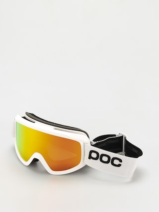 Bru00fdle na snowboard POC Opsin Clarity (hydrogen white/spektris orange)