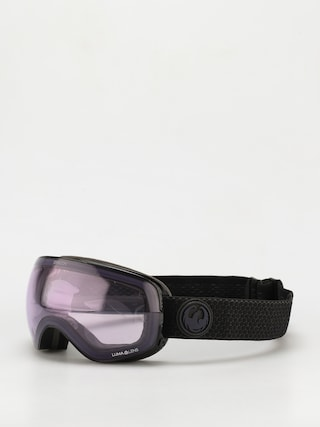 Brýle na snowboard Dragon X2s (split/ll violet/ll purple ion)