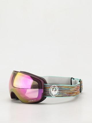 Bru00fdle na snowboard Dragon X2s (shred together/ll pink ion/ll dark smoke)