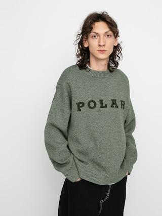 Svetr Polar Skate Polar Knit (green)