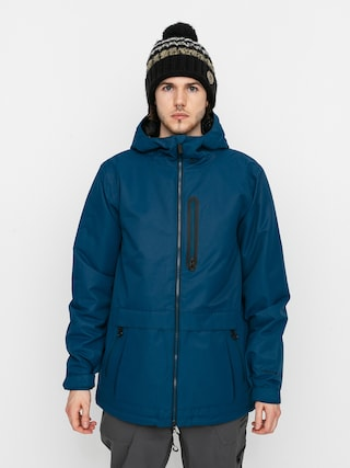 Snowboardovu00e1 bunda Volcom Deadlystones Ins (blue)