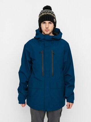 Snowboardovu00e1 bunda Volcom Ten Ins Gore Tex (blue)
