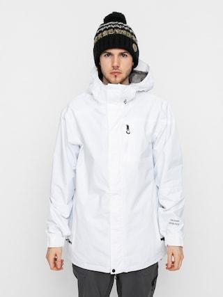 Snowboardová bunda Volcom L Gore Tex (white)
