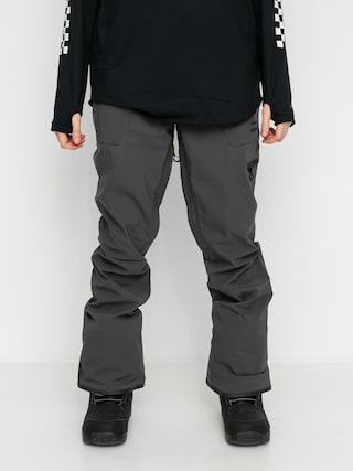Snowboardovu00e9 kalhoty  Volcom Stretch Gore Tex (dark grey)