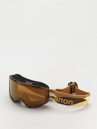 Bru00fdle na snowboard Anon Deringer Mfi Wmn (tort3/perceive sunny bronze)