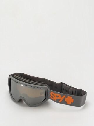 Bru00fdle na snowboard Spy Woot (matte gray)