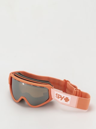 Bru00fdle na snowboard Spy Woot (colorblock coral)