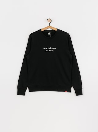Mikina New Balance Numeric Boutique Crew (black)