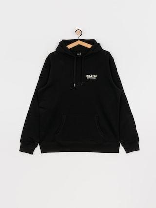 Mikina s kapucí Malita Fck Covid HD (black)