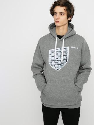 Mikina s kapucu00ed Prosto Windov HD (grey)