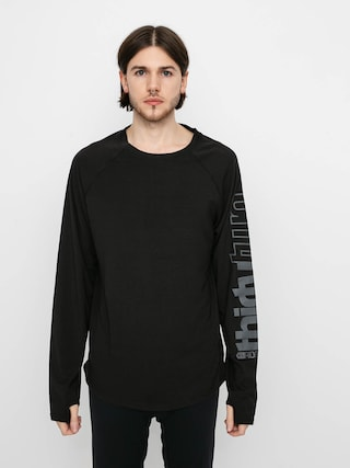 Spodnu00ed pru00e1dlo ThirtyTwo Longsleeve aktywny Ridelite Shirt Ls (black)