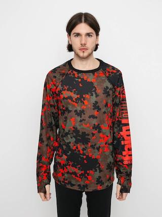 Spodnu00ed pru00e1dlo ThirtyTwo Longsleeve aktywny Ridelite Shirt Ls (camo)
