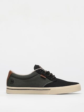 Boty Etnies Jameson 2 Eco (black/green/black)