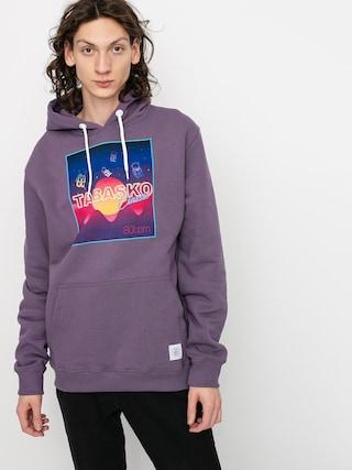 Mikina s kapucu00ed Tabasko Kosmos HD (purple)