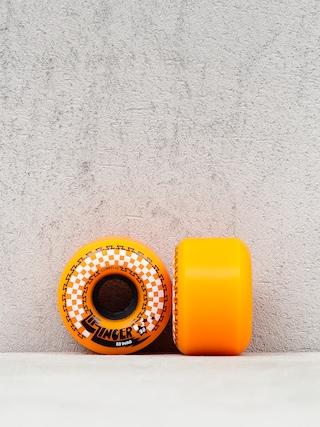 Koleu010dka Krooked Zip Zinger 80D (orange)