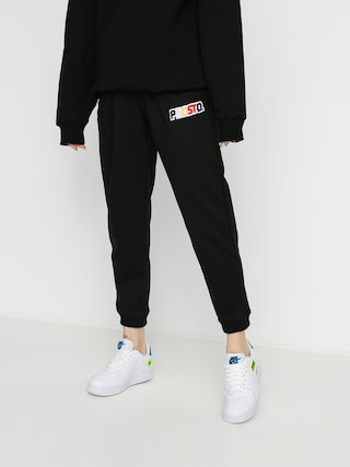 Kalhoty Prosto Colorie Wmn (black)