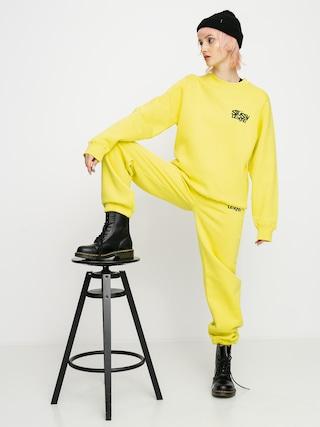 Mikina Stussy Designs Wmn (lemon)