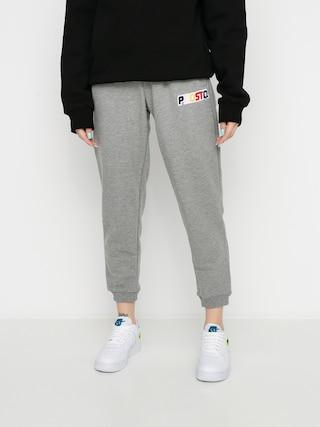 Kalhoty Prosto Colorie Wmn (grey)
