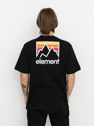 Tričko Element Joint (flint black)
