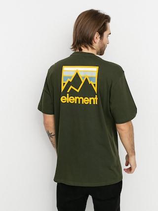 Tričko Element Joint (forest night)