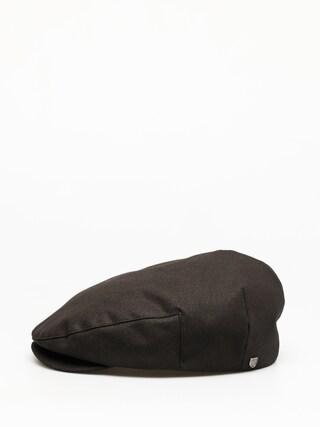 Klobouk s ku0161iltem Brixton Hooligan Reserve Snap Cap (washed black)