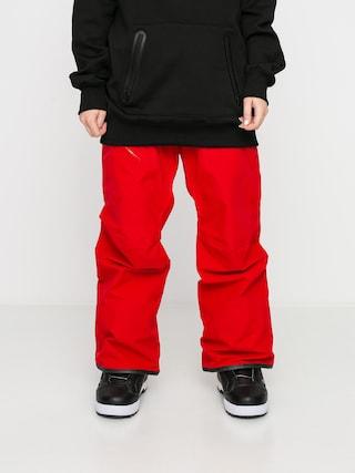 Snowboardové kalhoty  Volcom L Gore Tex (red)