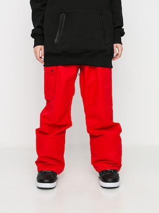 Snowboardovu00e9 kalhoty  Volcom V Co Hunter (red)